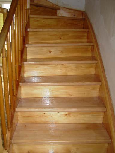 Beliebt Treppensanierung, Sanierung einer Holztreppe in Flörsheim ST37